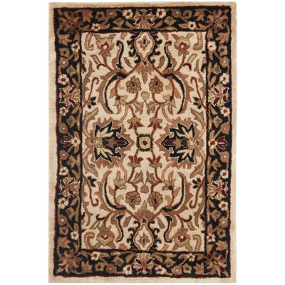 Persian Legend Black/Ivory Area Rug