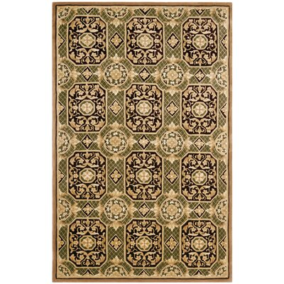 Naples Aea Rug Rug Size: Rectangle 5 x 8