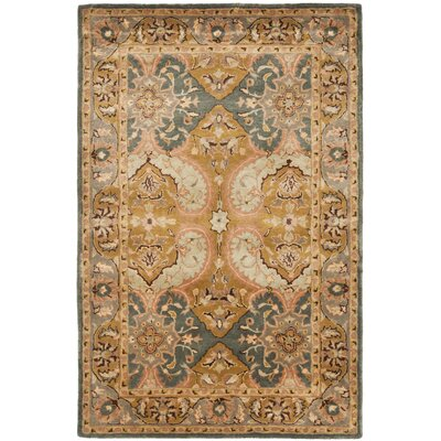 Imperial Rug Rug Size: Rectangle 4 x 6
