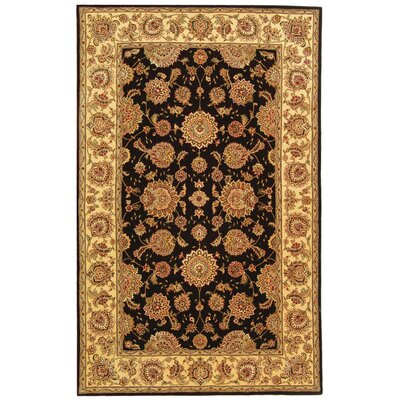 Persian Court Shah Abbasi PC123B Plum / Ivory Oriental Rug Rug Size: Round 8