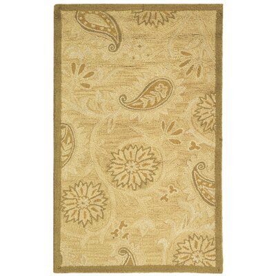 Berkeley Light Brown Area Rug Rug Size: Runner 26 x 12