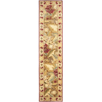 Bergama Beige/Taupe Area Rug Rug Size: Rectangle 4 x 6