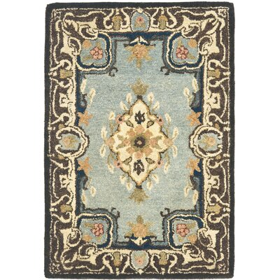 Bergama Area Rug Rug Size: Rectangle 2 x 3