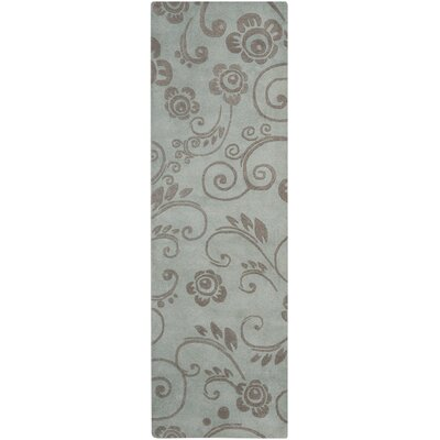 Soho Grey Area Rug Rug Size: Runner 26 x 8