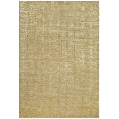 Tibetan Beige Geometric Rug Rug Size: 10 x 14