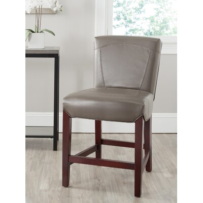 Hudson Ken Bar Stool Seat Height: 24