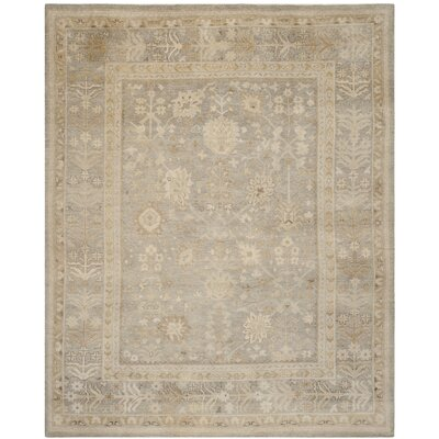 Sultanabad Beige / Brown Rug Rug Size: 10 x 14