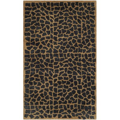 Soho Brown / Black Rug