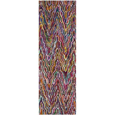 Nantucket Area Rug Rug Size: Runner 23 x 7