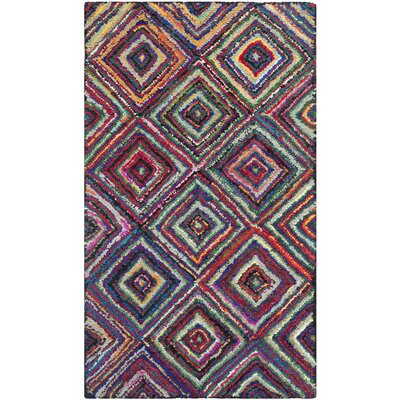 Anaheim Hand-Tufted Area Rug Rug Size: Rectangle 3' x 5'