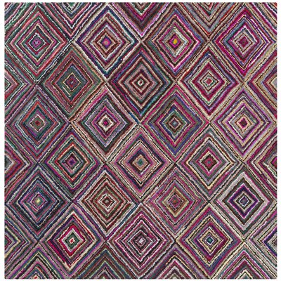 Nantucket Area Rug Rug Size: Square 6