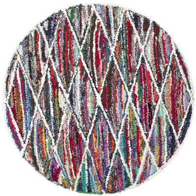 Nantucket Area Rug Rug Size: Round 6