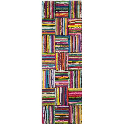 Nantucket Area Rug Rug Size: Runner 2'3