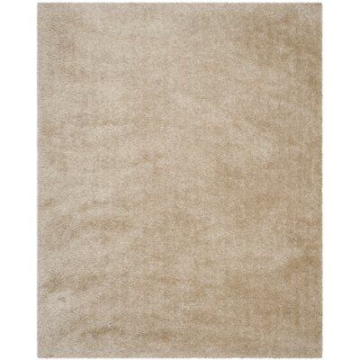 Zion Champagne Area Rug Rug Size: Rectangle 76 x 96