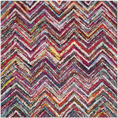 Nantucket Area Rug Rug Size: Square 4