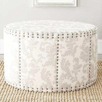 Blakesley Ottoman Upholstery: Taupe