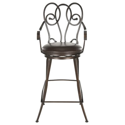 Montrouge 30.5 inch Swivel Bar Stool