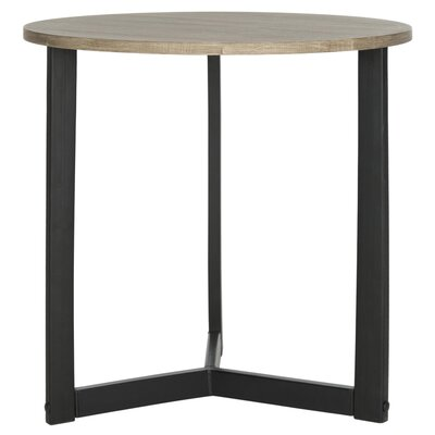 Bergen End Table Top Color: Oak