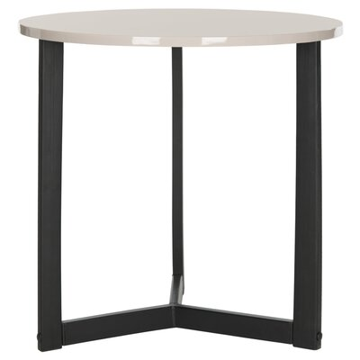 Bergen End Table Top Color: Taupe
