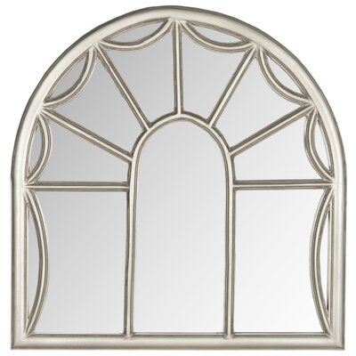 Palladian Mirror Finish: Pewter