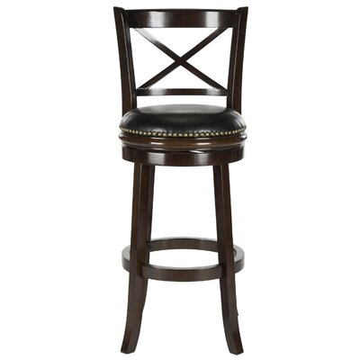 Butler 29 Swivel Bar Stool Color: Cappuccino