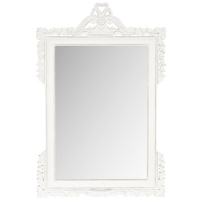 Pedmint Mirror Finish: White