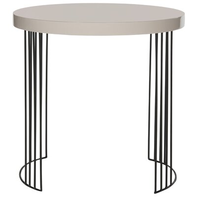 Kelly End Table Color: Lacquer