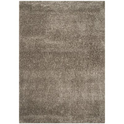 Isaac Mizrahi Champagne Contemporary Rug Rug Size: 51 x 76