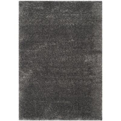 Isaac Mizrahi Silver Contemporary Rug Rug Size: 8 x 10