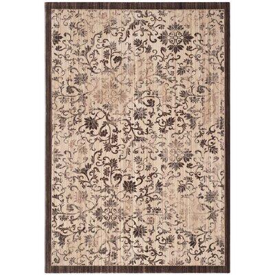 Safavieh Infinity Swirl Brown/Beige Area Rug - Rug Size: 8' x 10'