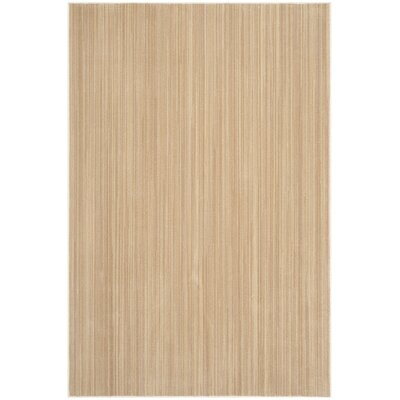 Infinity Brown Area Rug Rug Size: 4 x 6