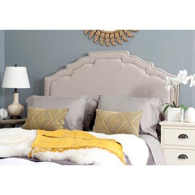 Safavieh Alexia UpholsteredHeadboard - Size: Queen