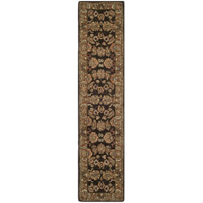 Anatolia Boder Area Rug Rug Size: Runner 23 x 12