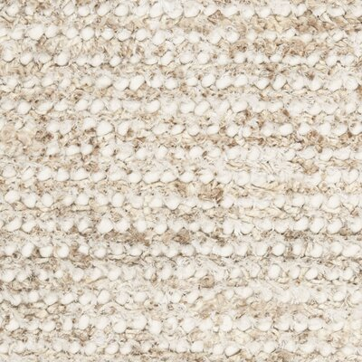 Matelles White & Beige Area Rug Rug Size: Rectangle 3 x 5
