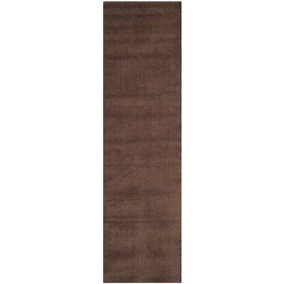 Bargo Brown Area Rug Rug Size: Runner 23 x 6