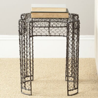 Smith Wired Weaved Stool