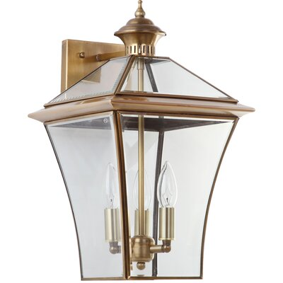 Virginia 3-Light Wall Sconce
