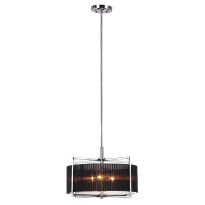 Milano 3 -Light Drum Pendant