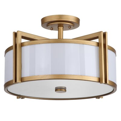 Orb Semi-Flush Mount