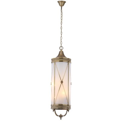 Darby 1-Light Foyer Pendant