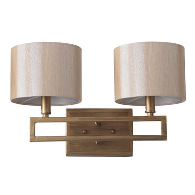 Catena 2-Light Armed Sconce