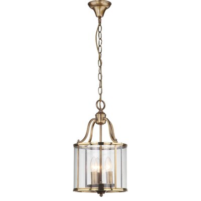 Duncan 3-Light Foyer Pendant