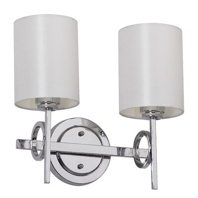 Groton 2-Light Wall Sconce