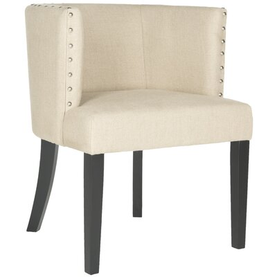 Lola Tub Barrel Chair Upholstery Color / Leg Finish: Neutral
