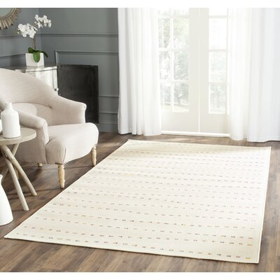 Havana Beige Indoor/Outdoor Area Rug Rug Size: Rectangle 51 x 77