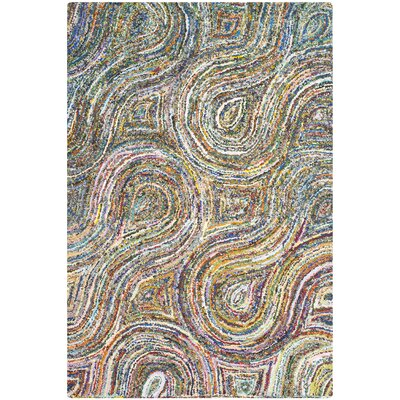 Anaheim Abstract Area Rug Rug Size: 3 x 5