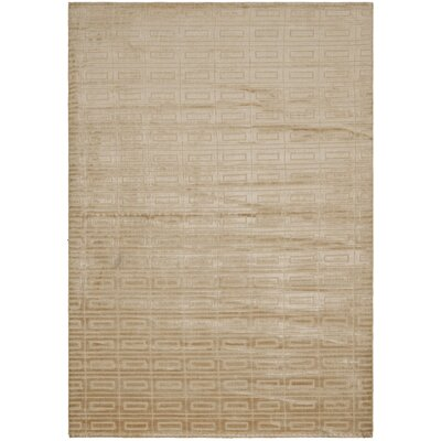Mirage Champagne Area Rug Rug Size: Rectangle 8 x 10