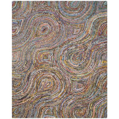 Anaheim Abstract Area Rug Rug Size: 8 x 10