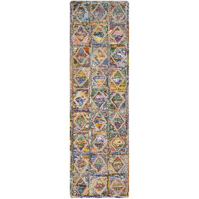 Nantucket Area Rug Rug Size: Runner 23 x 8