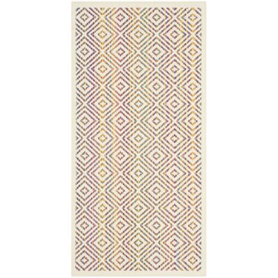 Havana Natural Indoor/Outdoor Area Rug Rug Size: Runner 2'7